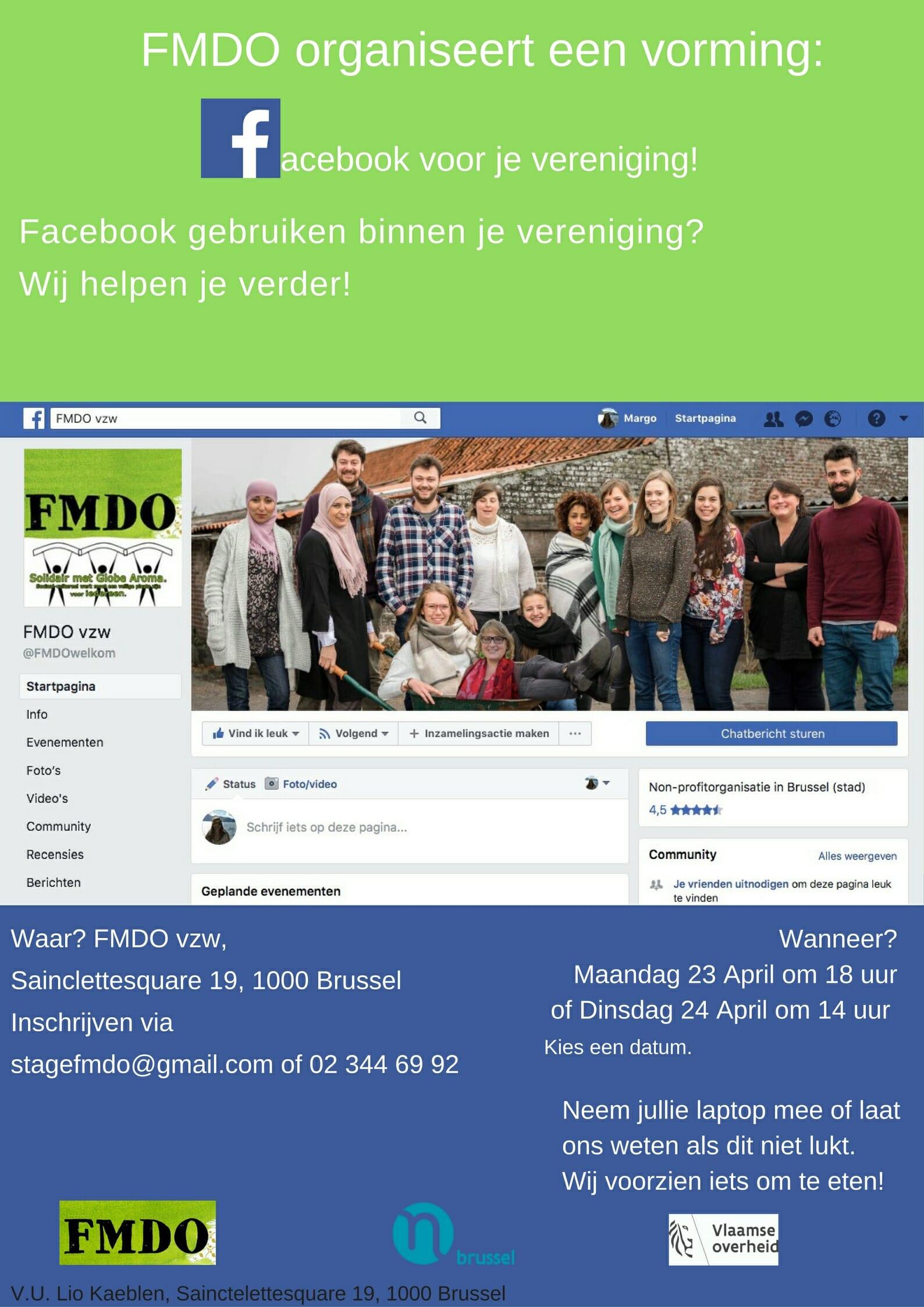 Vorming Facebook